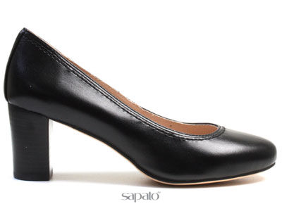 Туфли El Tempo S51 1576-2-672 BLACK Туфли жен El Tempo чёрные