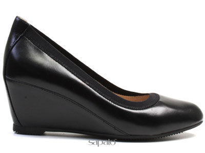 Туфли El Tempo S57 1575-3-672 BLACK Туфли жен El Tempo чёрные