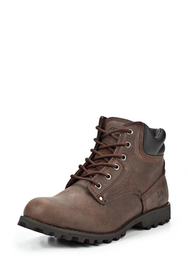 Ботинки FRONT by ASCOT SH 2687-011M STAMFORD коричневые