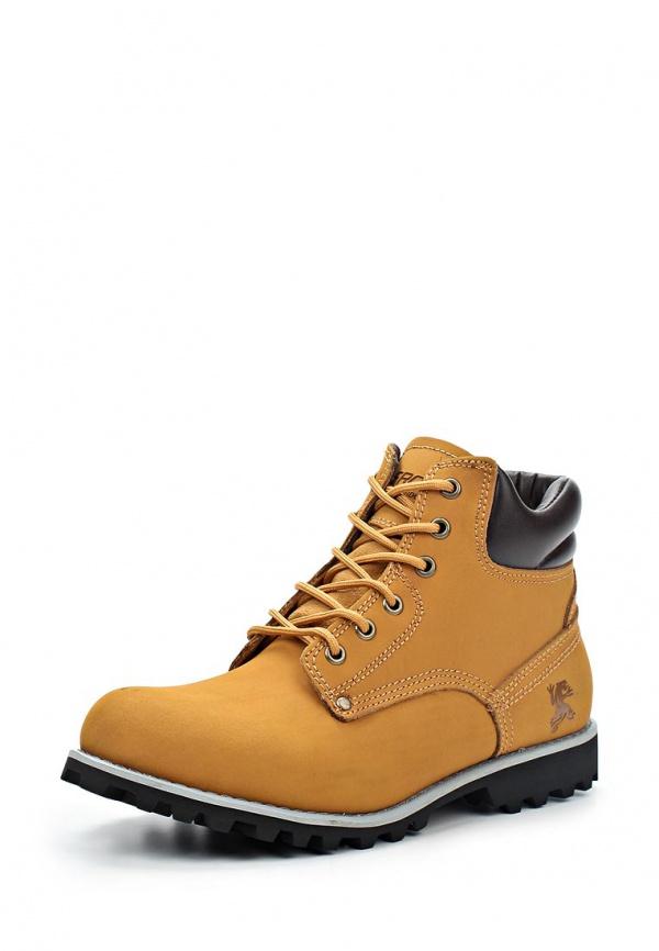 Ботинки FRONT by ASCOT SH 2686-011M STAMFORD коричневые