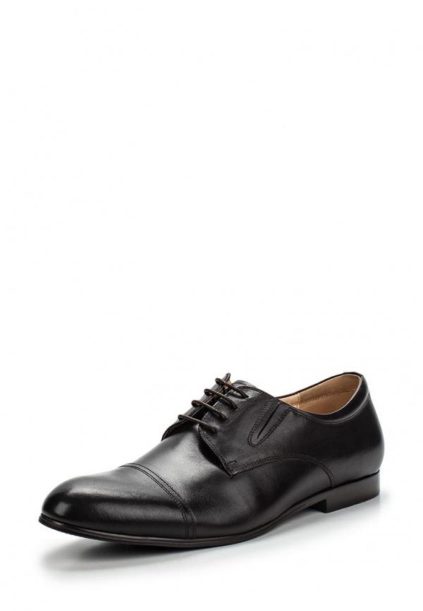 Туфли Mascotte 24-5151703-0109 чёрные