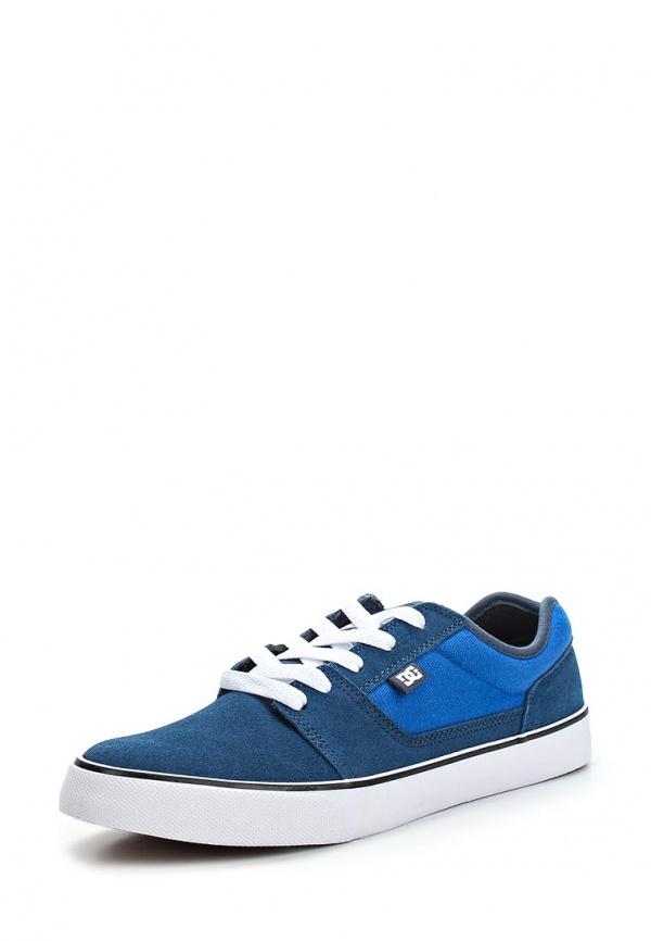 Кеды DC Shoes 302905 синие