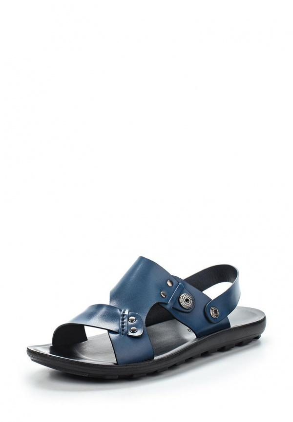 Сандалии Stesso 601-00A0Y-3A синие