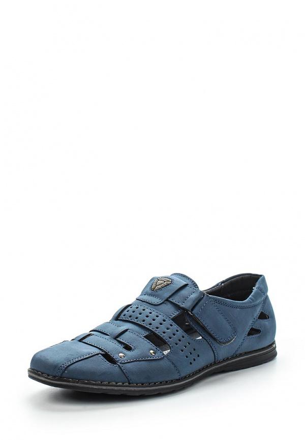 Сандалии Stesso 601-00A3S-3A синие