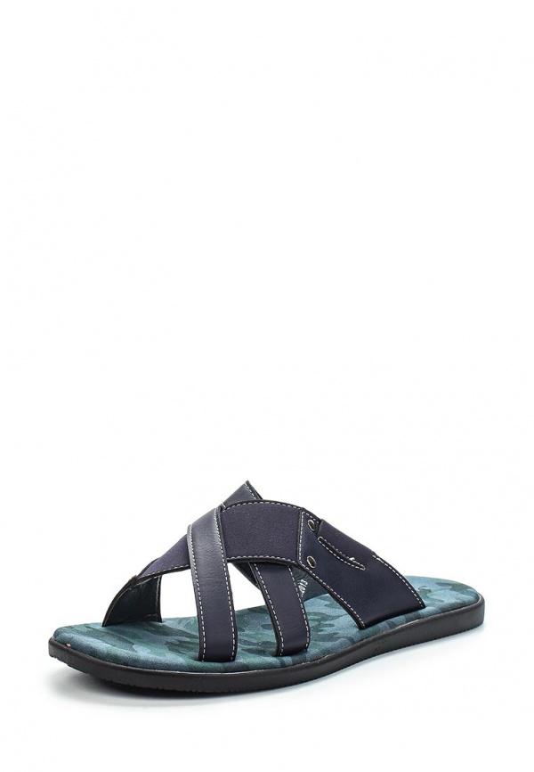 Сабо Stesso 625-007KE-3B синие