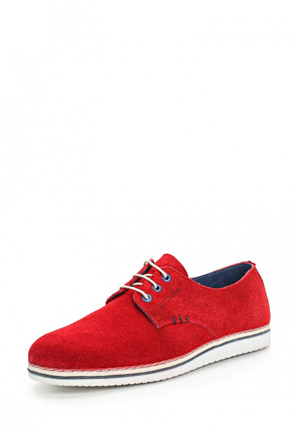 Туфли Storm 6570 красные