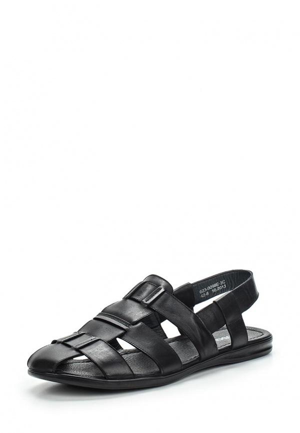 Сандалии Dodgio 623-0098E-3C чёрные