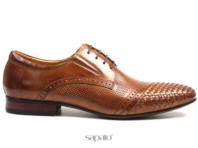 Туфли El Tempo CH12 608-05-3 BRANDY Туфли муж El Tempo коричневые