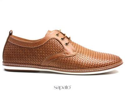 Туфли El Tempo R142 1316-3-029 BROWN Туфли муж El Tempo коричневые