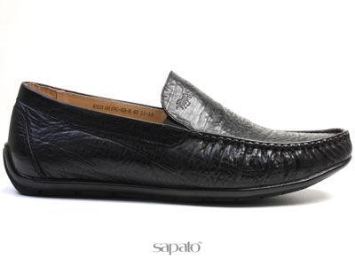 Ботинки El Tempo R323 011YC-03-8 BLACK Мокасины муж El Tempo чёрные