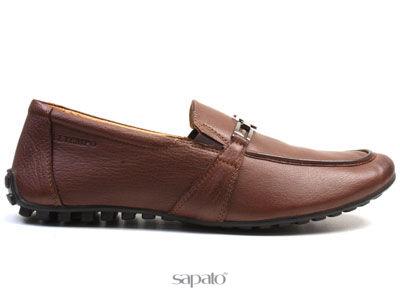 Ботинки El Tempo G81 1009-08C BROWN Мокасины муж El Tempo коричневые