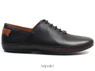 Ботинки El Tempo G74 1018-17B BLACK Ботинки муж El Tempo чёрные