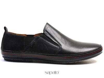 Ботинки El Tempo G74 1018-12A BLACK Ботинки муж El Tempo чёрные
