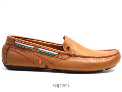 Ботинки El Tempo PSP3 130 CAMEL-2436 Мокасины муж El Tempo Мультиколор