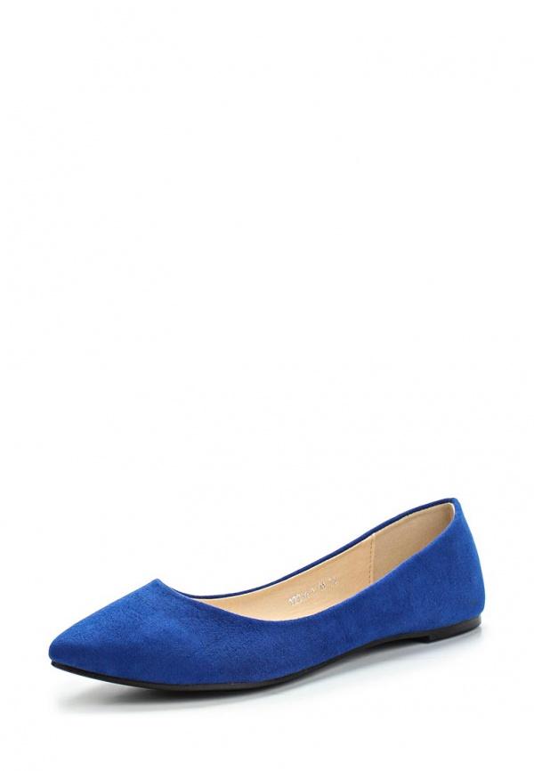 Балетки Sinta 123-8-1-M синие