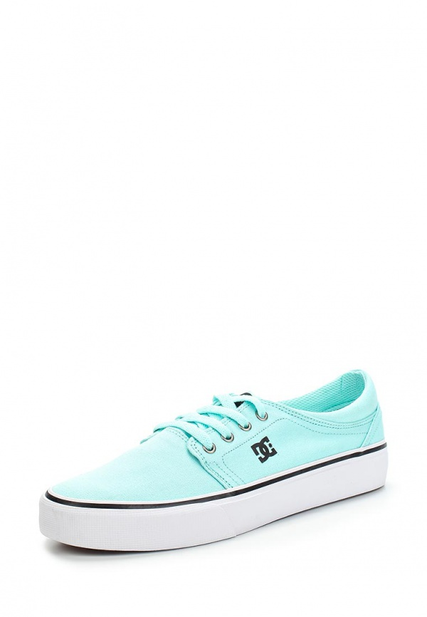 Кеды DC Shoes ADJS300078 голубые