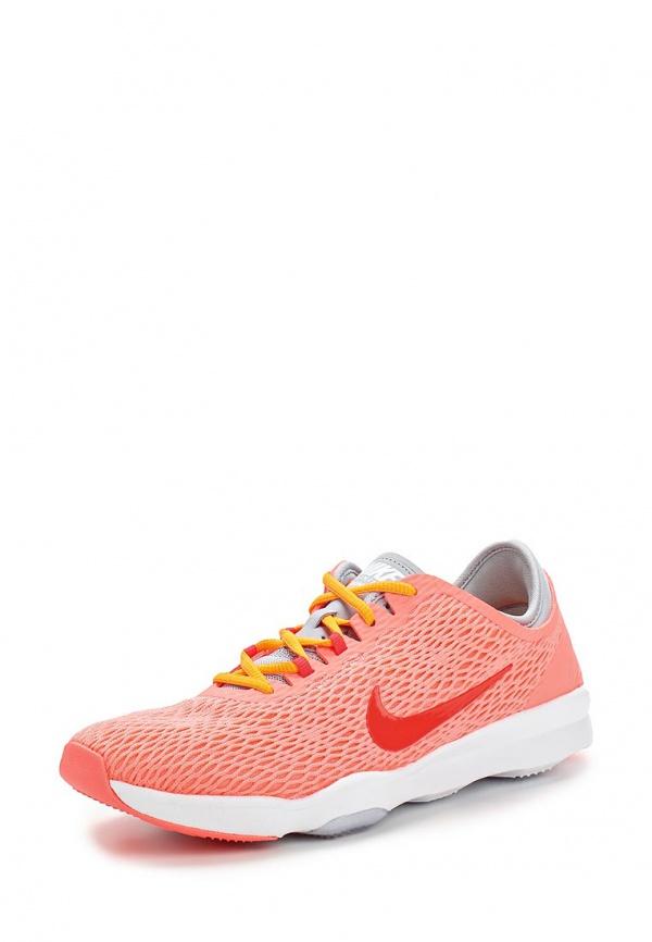 Кроссовки Nike 704658-601 оранжевые