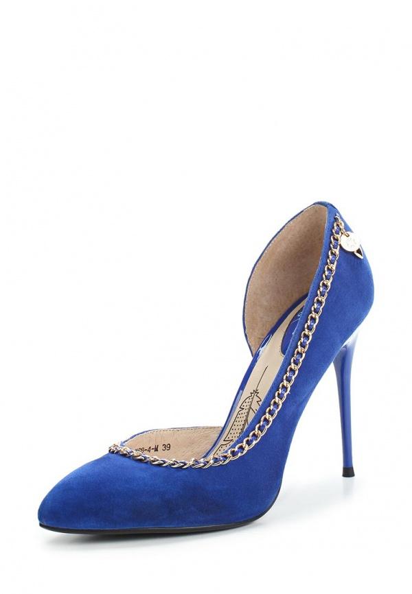 Туфли Sinta 1153-W68-4-M синие