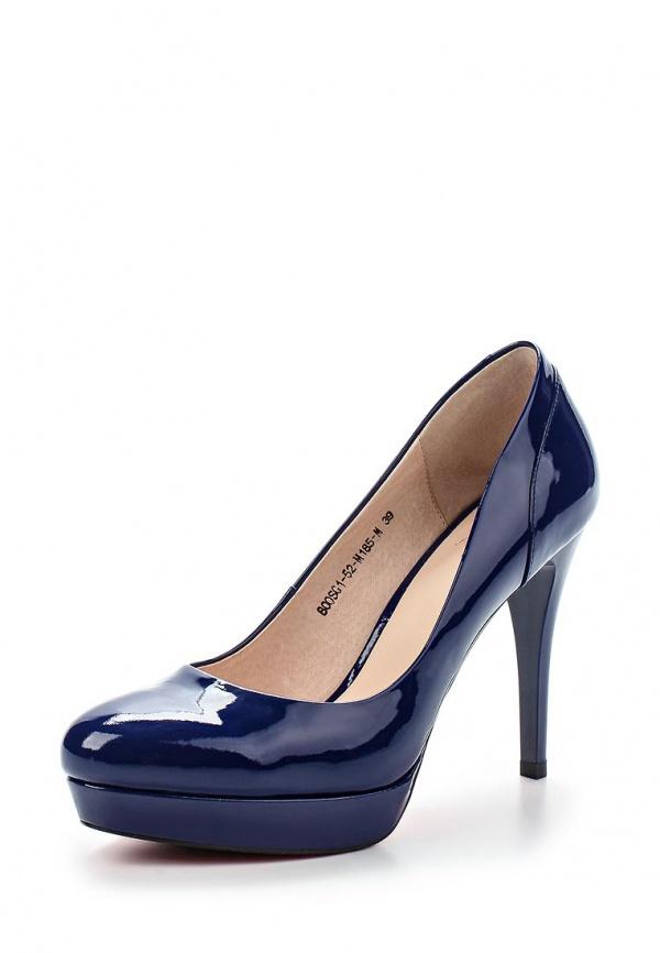 Туфли Sinta 800SG1-52-M185-M синие