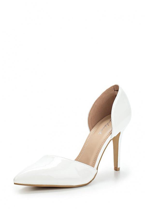 Туфли Girlhood AF678-14 белые