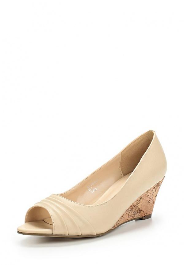Туфли Stesso 60A-0081G-1A белые