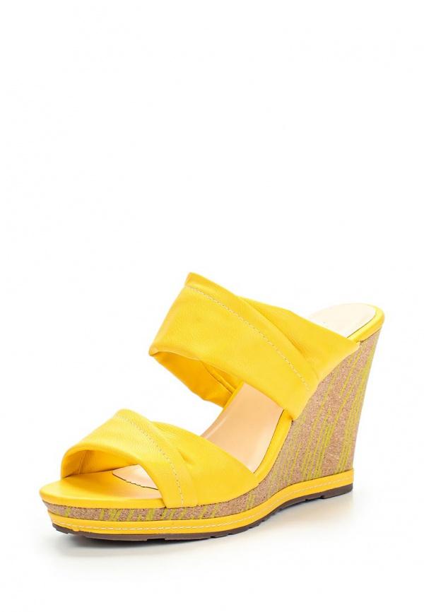 Сабо Stesso 623-00932-1A жёлтые