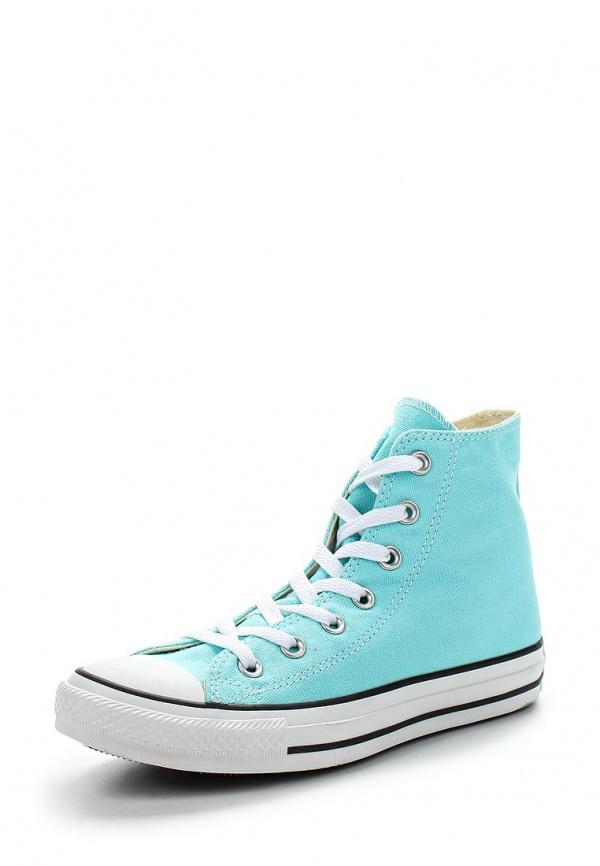 Кеды Converse 147133 голубые