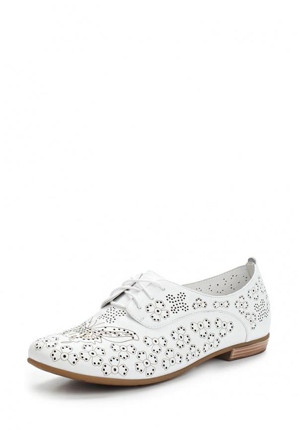 Ботинки Sinta 10-431-1W03D-M белые