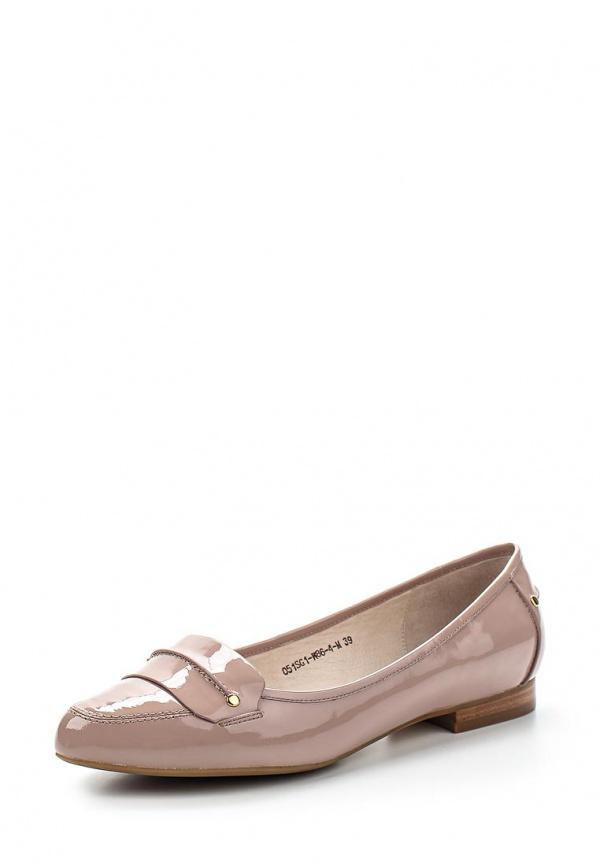 Туфли Sinta 051SG1-W86-4-M бежевые
