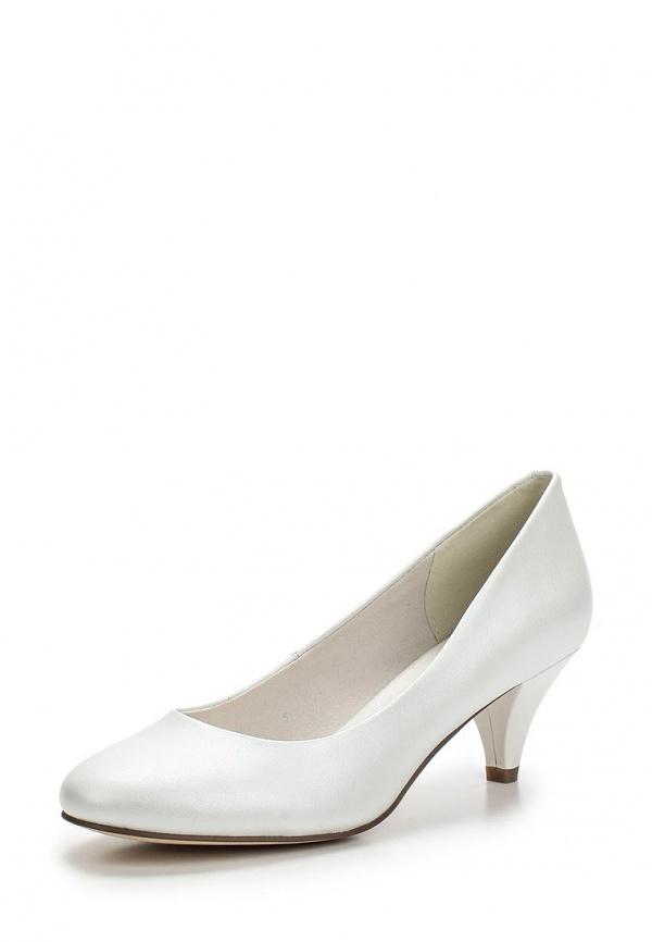 Туфли Tamaris 1-1-22439-24-112 белые