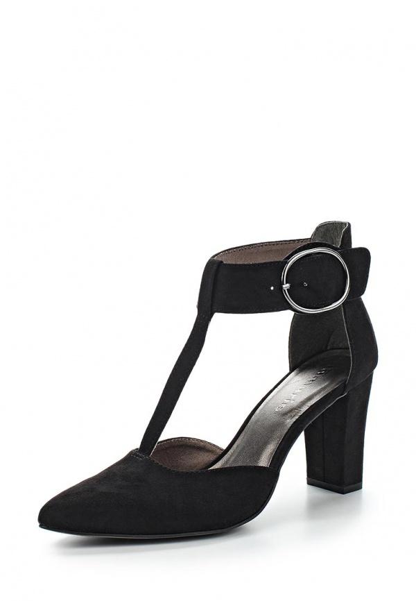 Туфли Tamaris 1-1-24422-24-001 чёрные