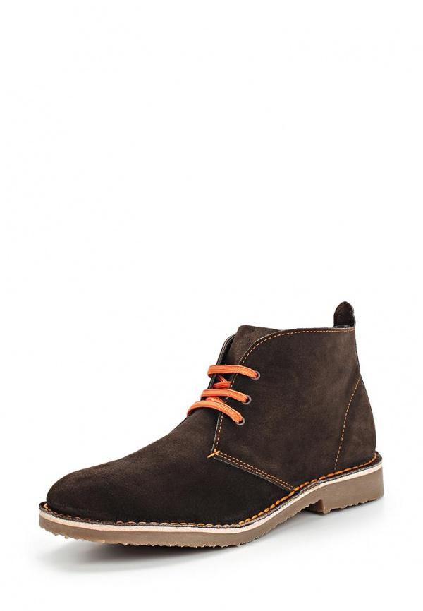Ботинки Beppi 2142711 коричневые
