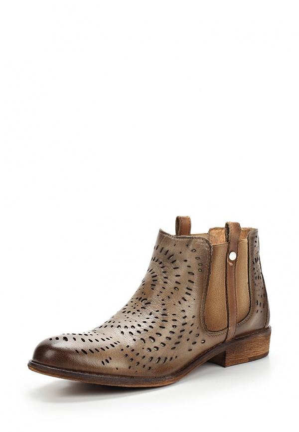 Ботинки Mustang 2830512 коричневые