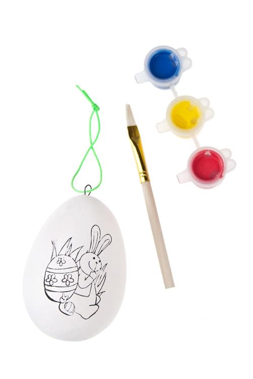 """Наборы для рисования Красный куб Набор для рисования """"Зайка с яйцом"""""""