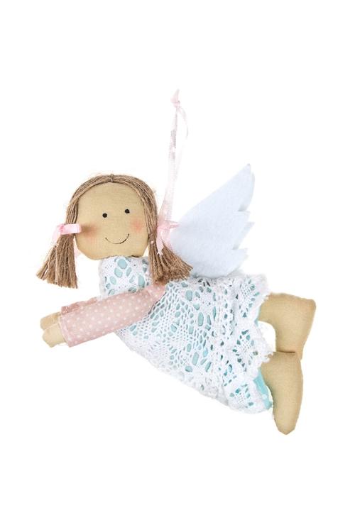 """Игрушки-куклы Красный куб Кукла мягконабивная """"Летящая девочка"""""""