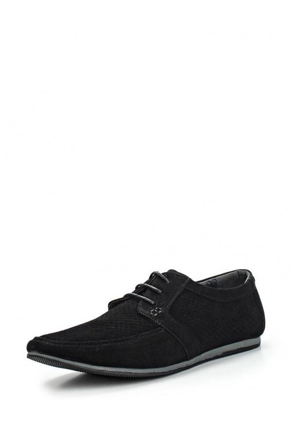 Туфли Dodgio 623-008SR-3C чёрные