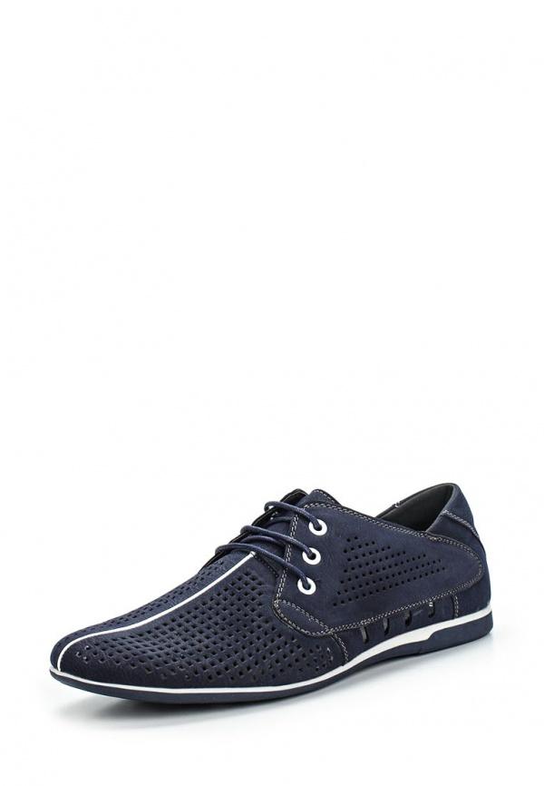 Туфли Stesso 604-002i6-3A синие