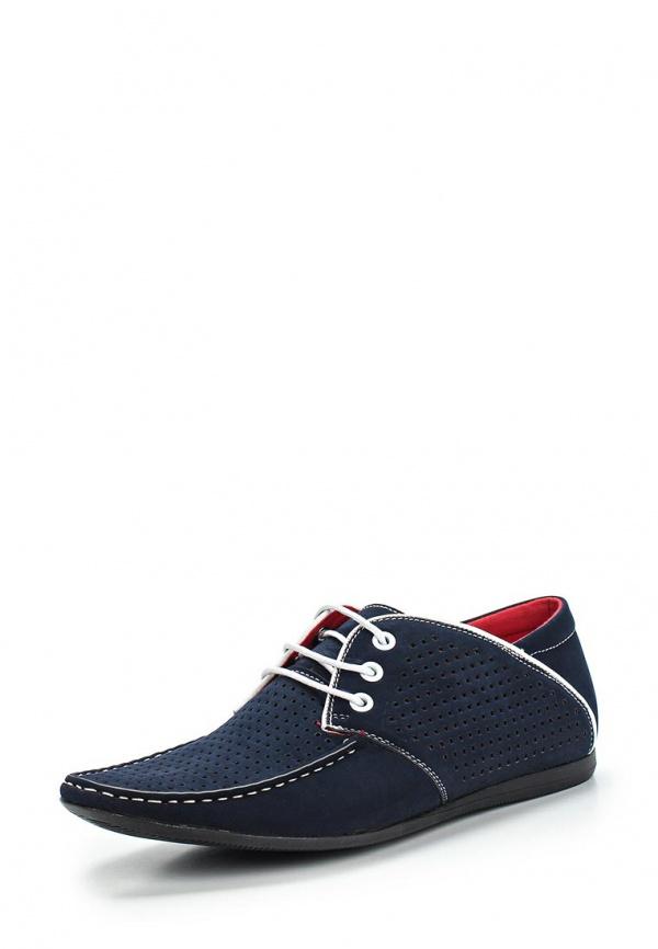 Туфли Stesso 604-0096X-3A чёрные