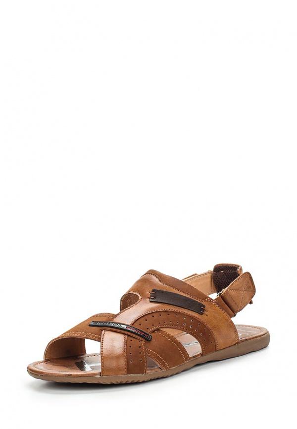 Сандалии Stesso 604-00A4C-3A коричневые