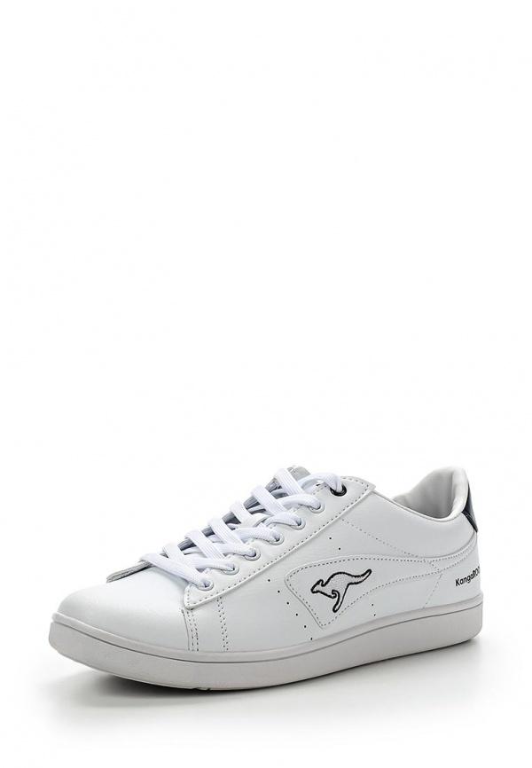 Кеды KangaROOS 7671A белые