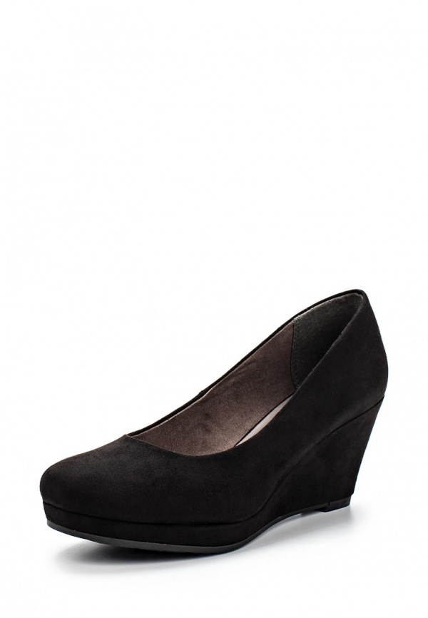 Туфли Tamaris 1-1-22449-24-001 чёрные