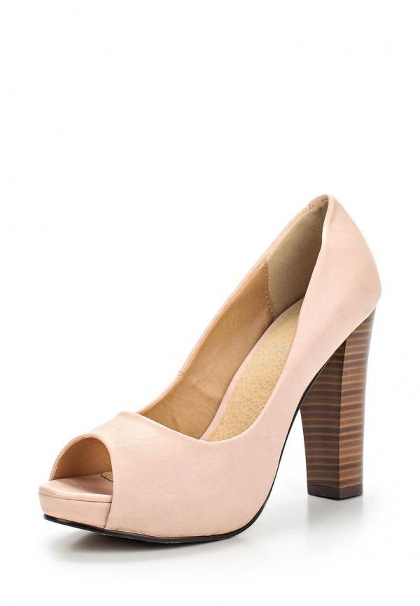 Туфли Doca 72115 розовые