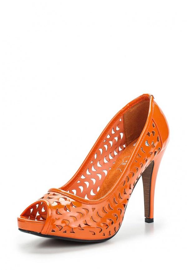 Туфли Doca 72120 оранжевые