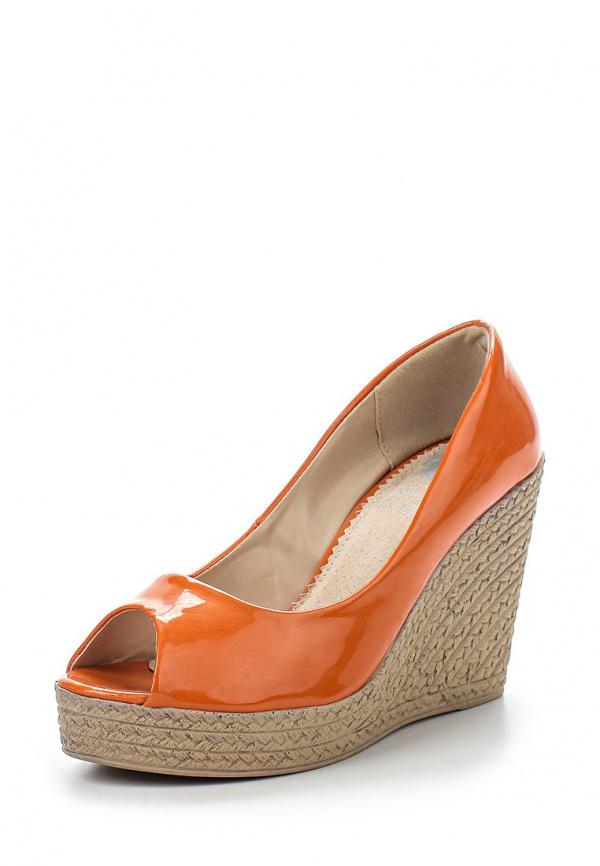 Туфли Doca 72201 оранжевые