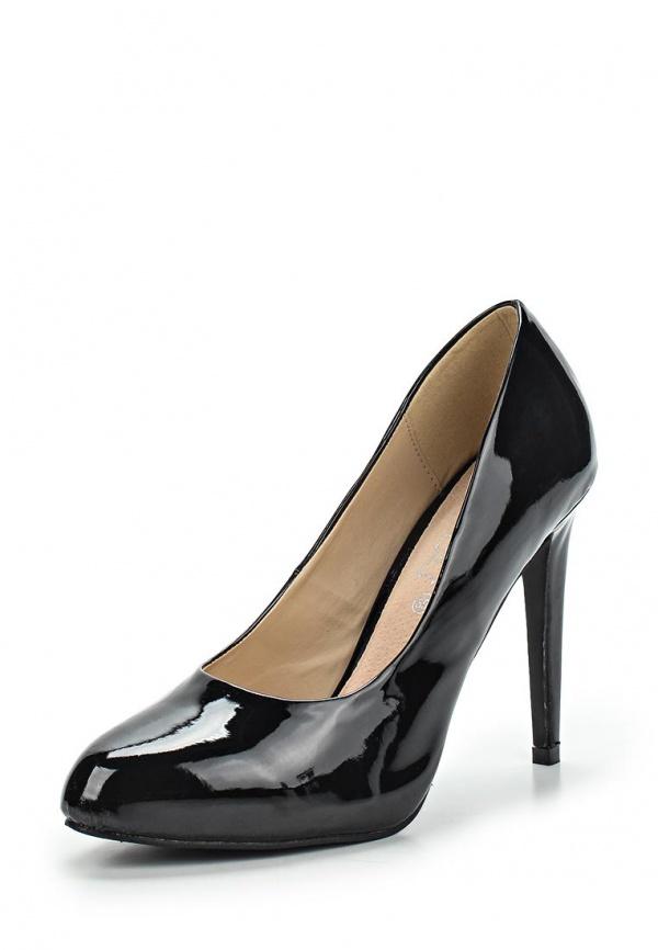 Туфли Doca 72224 чёрные
