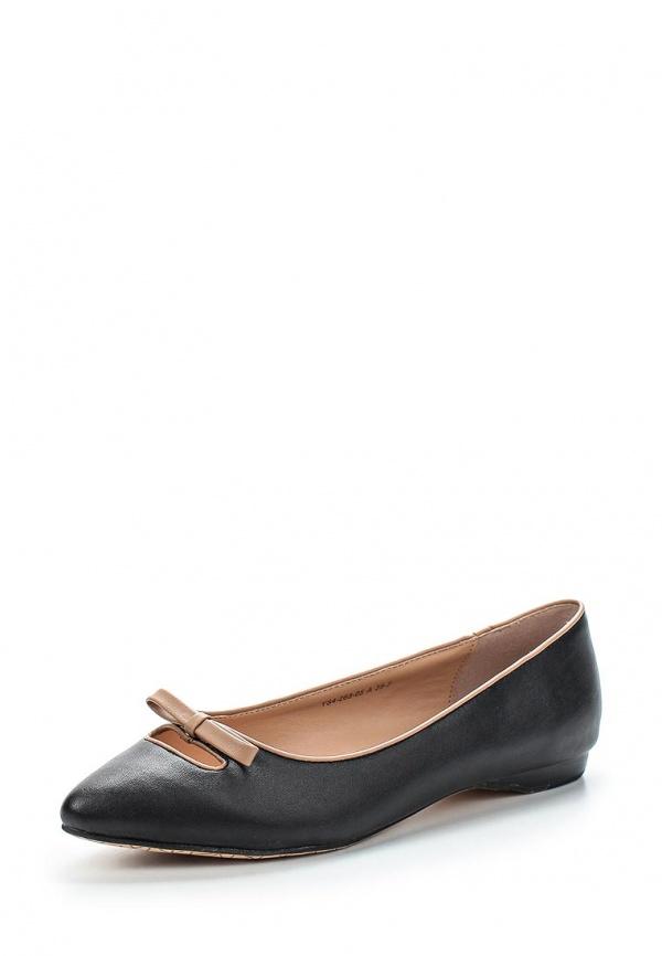 Туфли Yaro YS4-283-05 A чёрные