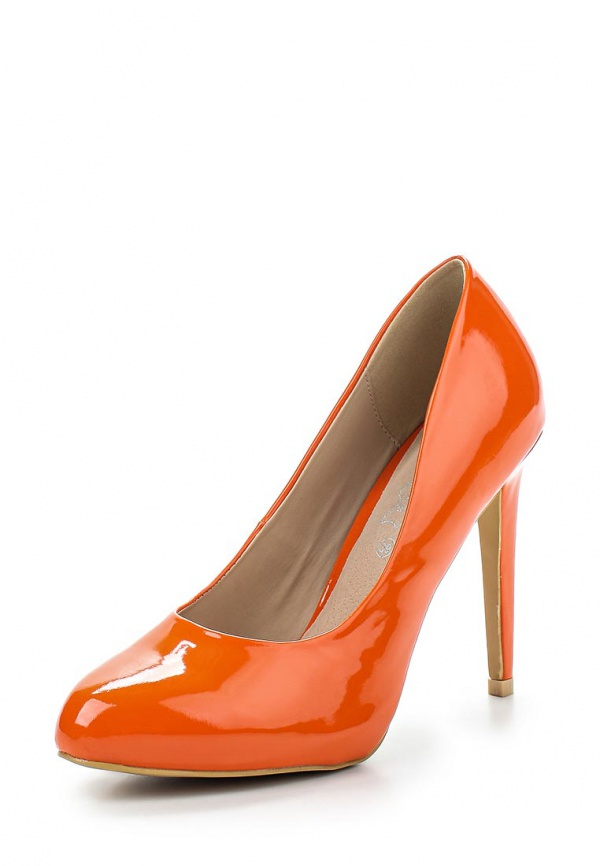 Туфли Doca 72225 оранжевые