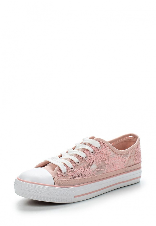 Кеды Girlhood 86-31 розовые