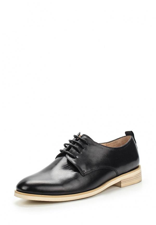 Ботинки Sinta 129-1-2-M чёрные