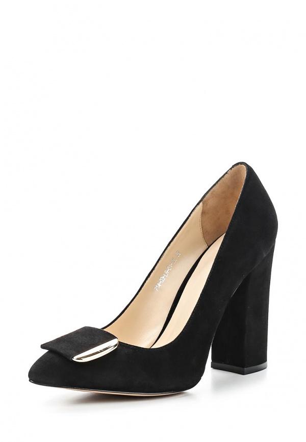 Туфли Calipso 714-03-LR-01-VK чёрные
